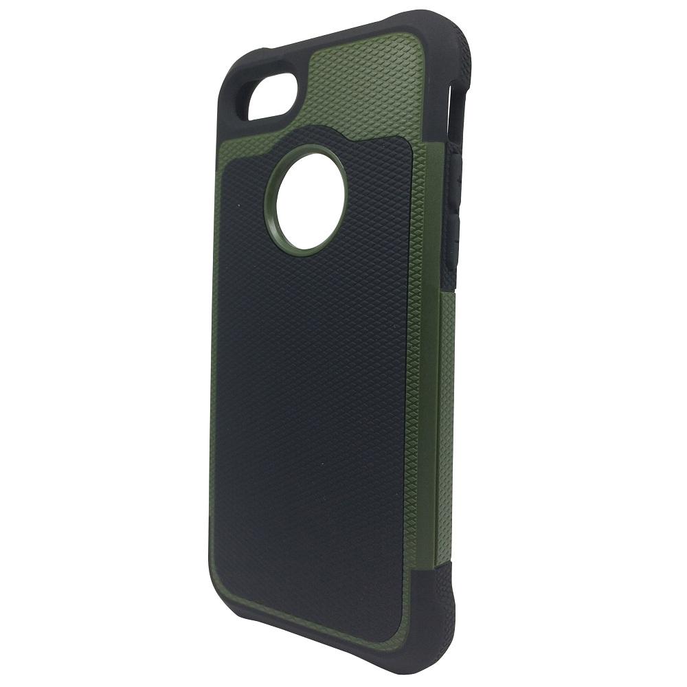 best loved 8ccb1 d9974 Eklasse EKMCI705 Anti Shock Anti Slip Case Army Green/Black For IPhone 7